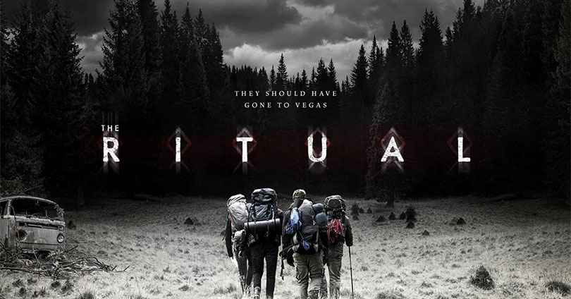 The Ritual - International Poster #1