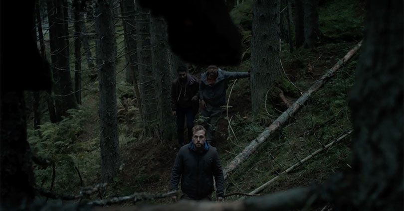 The Ritual - Sam Troughton, Rafe Spall, and Arsher Ali