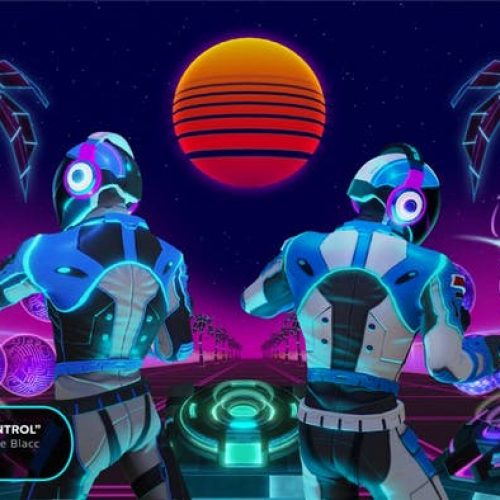 Become the ultimate DJ in VR with Electronauts