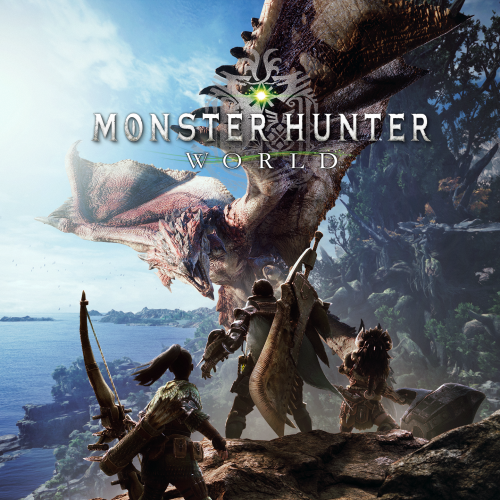 Monster Hunter: World, aka Assassin's Creed Dinosaur