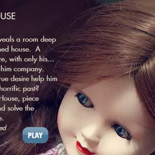 Danger lurks inside A Room with a Clue's The Doll House escape room