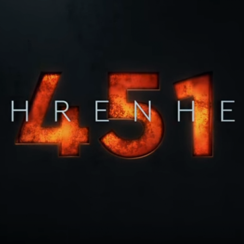 Fahrenheit 451 trailer starring Michael B Jordan and Michael Shannon coming to HBO