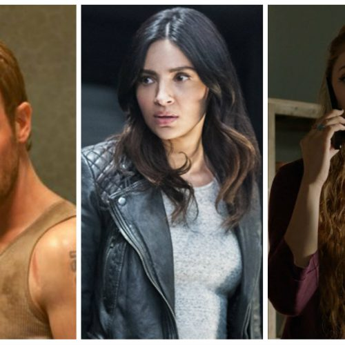 Josh Stewart, Floriana Lima, and Giorgia Wigham join Marvel's The Punisher