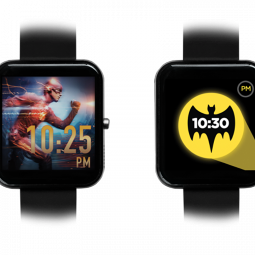 One61 is upping your nerd game with DC smartwatches!