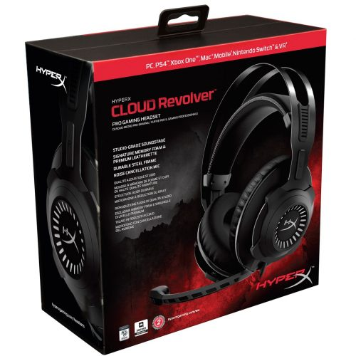 HyperX Cloud Revolver II headset review
