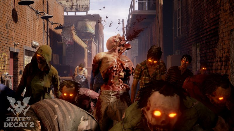 State of Decay 2 gets May 22 release date