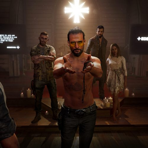 Interview: Far Cry 5 lead writer Drew Holmes