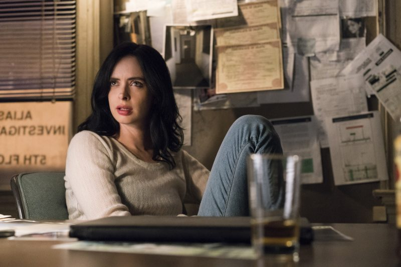 Marvel's 'Jessica Jones' Renewed For Season 3 By Netflix
