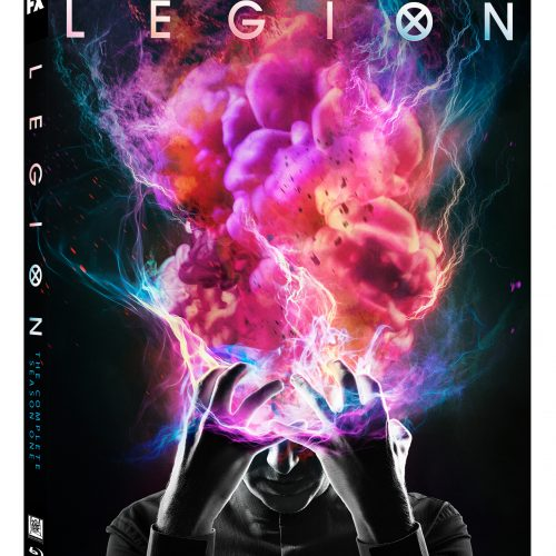 Legion season 1 now available on Blu-ray and DVD