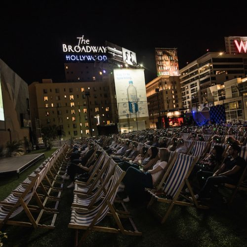 LA Rooftop Cinema Club is back!