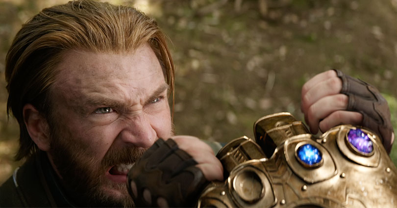 Watch Captain America Vs Thanos In Final Infinity War