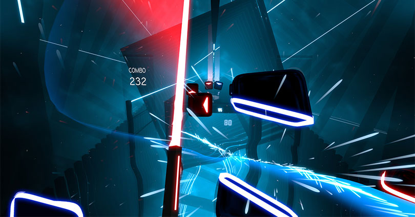 Beat Saber Gameplay #1