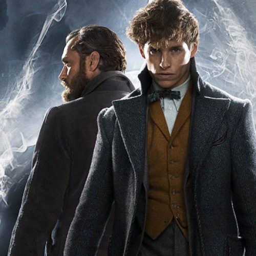 Fantastic Beasts: The Crimes of Grindelwald cast on the film, J.K. Rowling, Jude Law