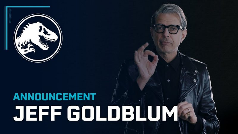 jurassic world evolution jeff goldblum