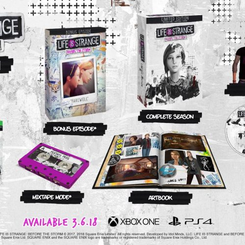 Life Is Strange: Before the Storm's bonus episode now available