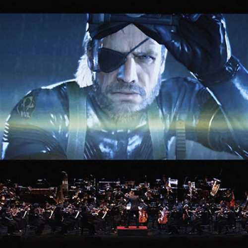 Metal Gear in Concert coming to LA, New York, Paris