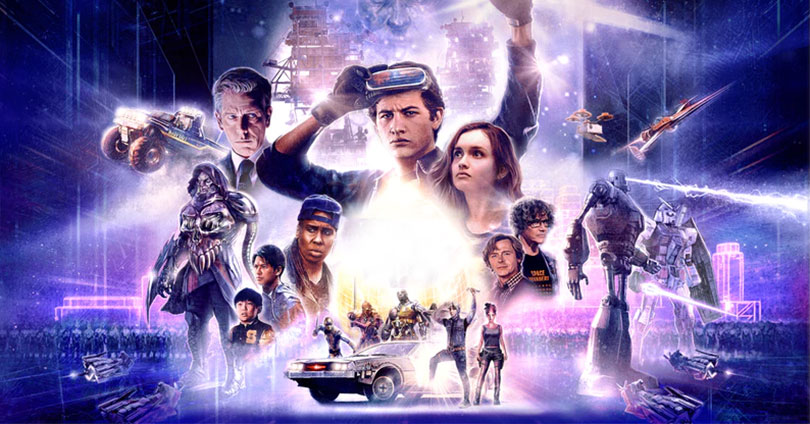 Ready Player One - Poster #1