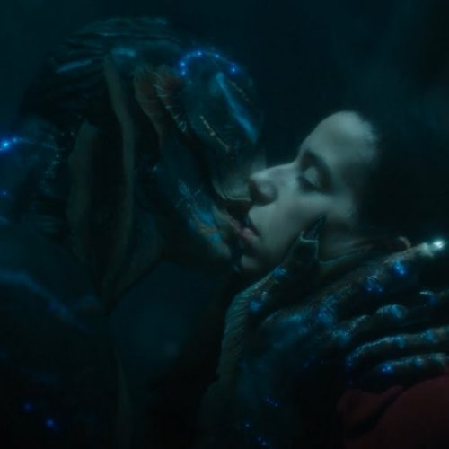 In honor of The Shape of Water's fish loving, here's more weird sci-fi smash