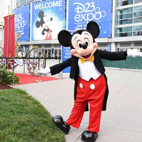 D23 Expo returning to Anaheim in 2019