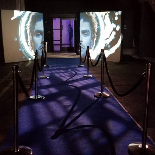 The LegionFX Chamber is now open in Los Angeles this weekend only!