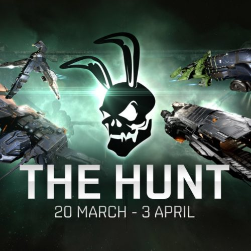 Search for capsules and battle space pirates in EVE Online's The Hunt event