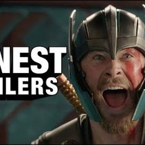 Thor: Ragnarok gets an Honest Trailer
