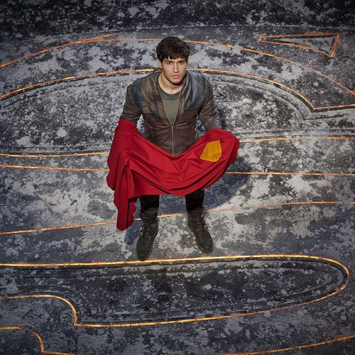 Syfy's Krypton showcases the 'Making of the Legend' of Superman