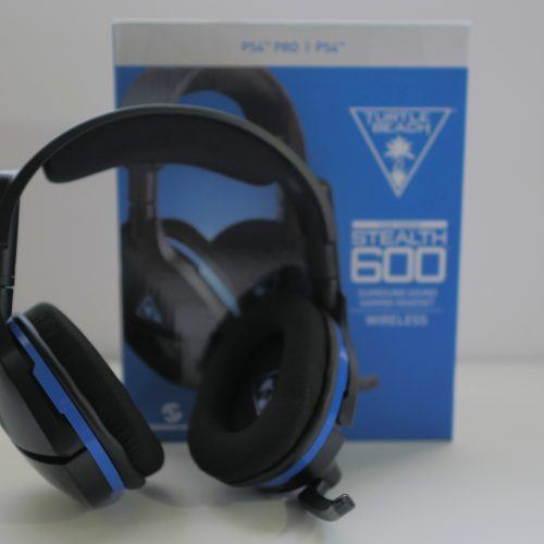 Turtle Beach Ear Force Stealth 600 for PS4 Review