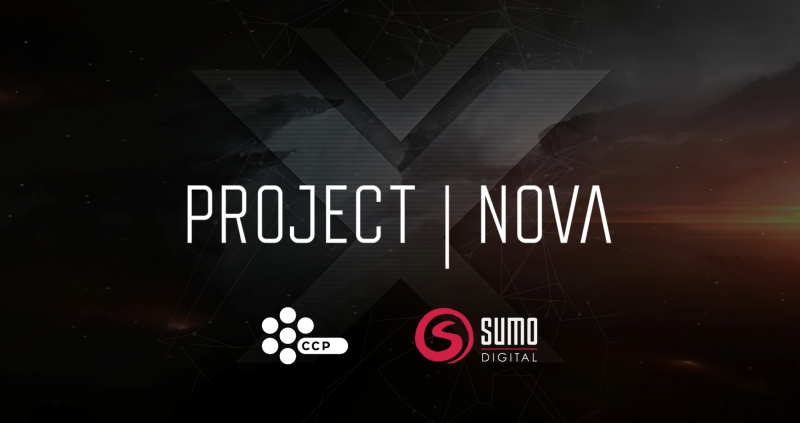 Project NOVA logo CCP Games