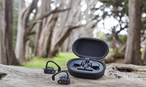 Rowkin's Surge Charge true wireless sports earbuds now available