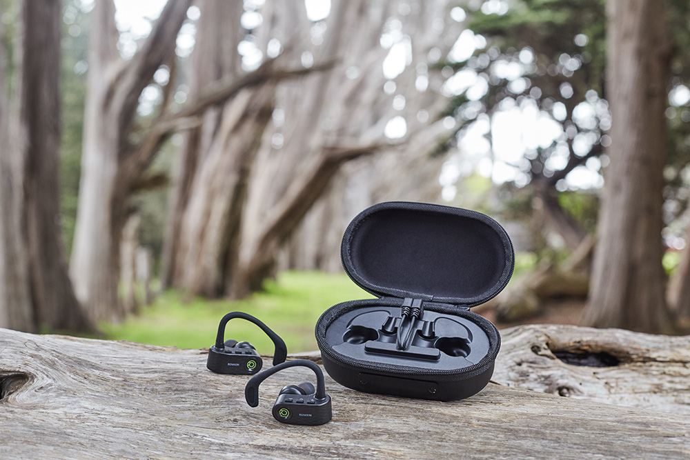Rowkin Surge Wireless Headphones_Lifestyle_ Flatlay 2