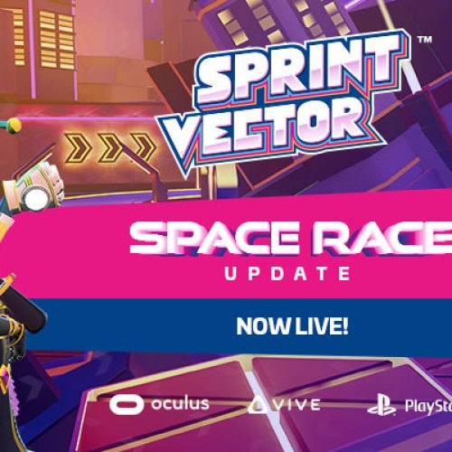 Sprint Vector's Space Race free update is now live