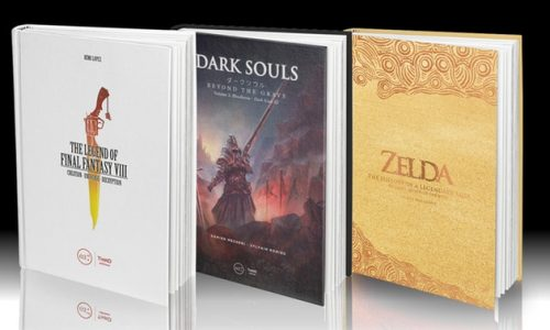 Third Editions: Comprehensive books to games like Metal Gear Solid, Zelda, Final Fantasy