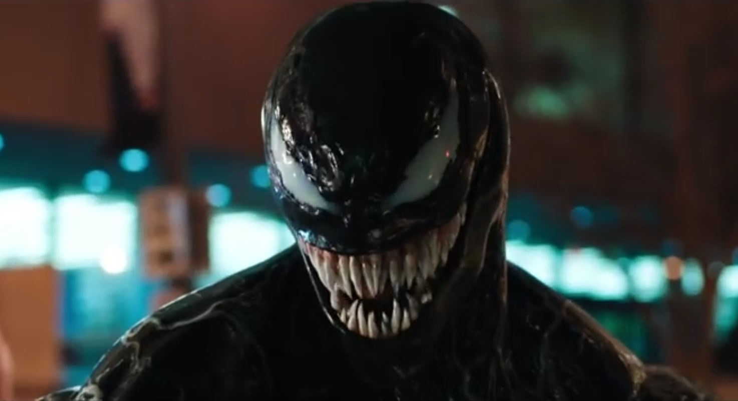 The VENOM Trailer Looks Pretty Awesome