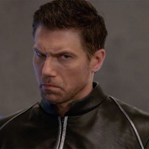 'Star Trek Discovery' season two casts Anson Mount as Captain Pike