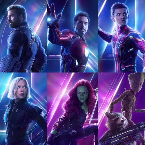 See all 22 new Avengers: Infinity War character posters here