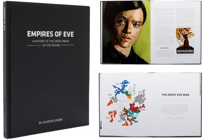empires of eve book