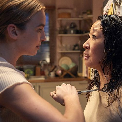 BBC America's Killing Eve is an intense 'cat and mouse' series filled with twists