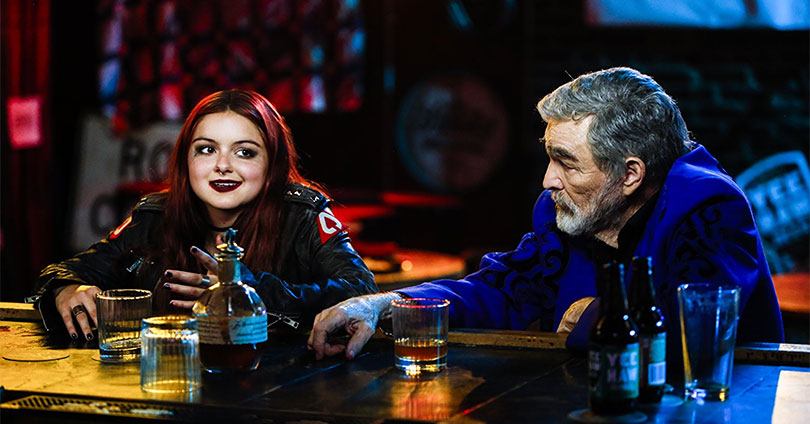 The Last Movie Star - Ariel Winter and Burt Reynolds