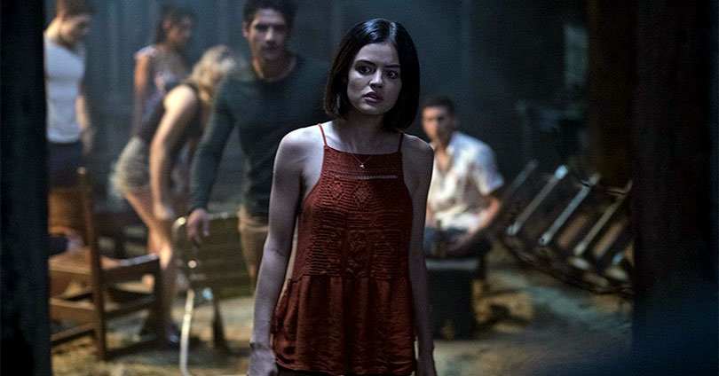 Truth or Dare - Tyler Posey and Lucy Hale