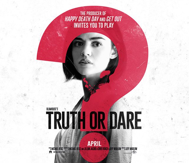 Truth Or Dare Synopsis 2018
