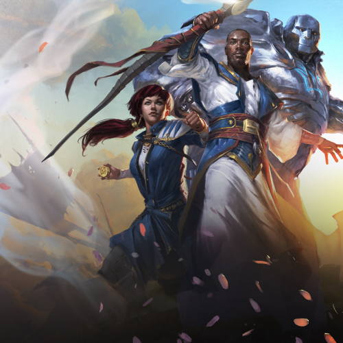 Magic: the Gathering is set to release Dominaria for MTG Arena!
