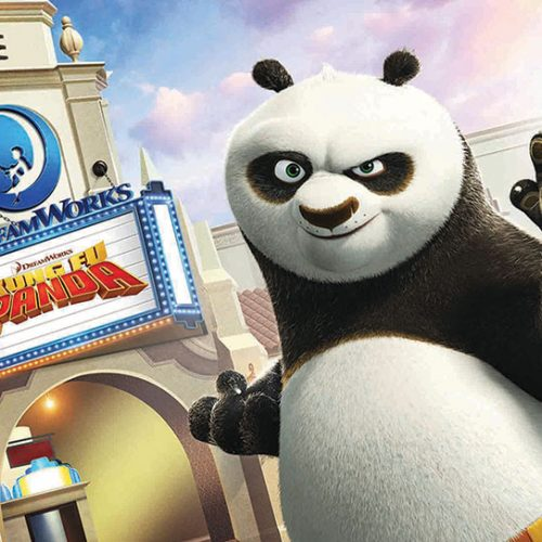 Kung Fu Panda: The Emperor's Quest opens June 15 at Universal Studios Hollywood