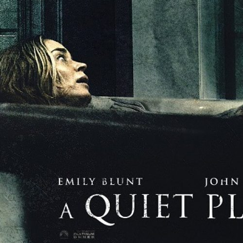 A Quiet Place opens to $50 million beating out Black Panther for the top spot