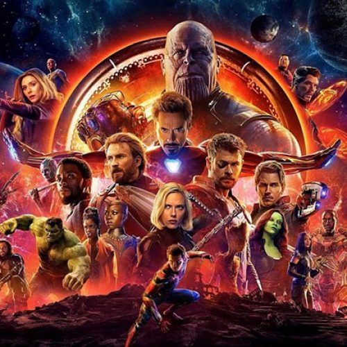 Avengers: Infinity War – 4K Ultra HD Blu-ray
