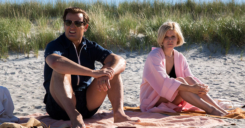 Chappaquiddick - Jason Clarke and Kate Mara