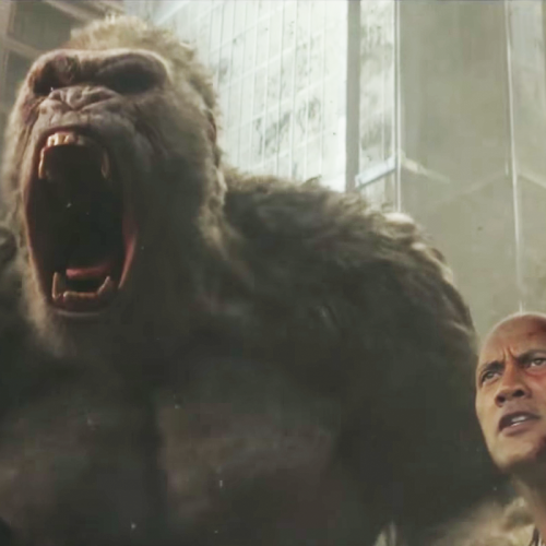 'Rampage' dishes out fun and mayhem in epic way (review)
