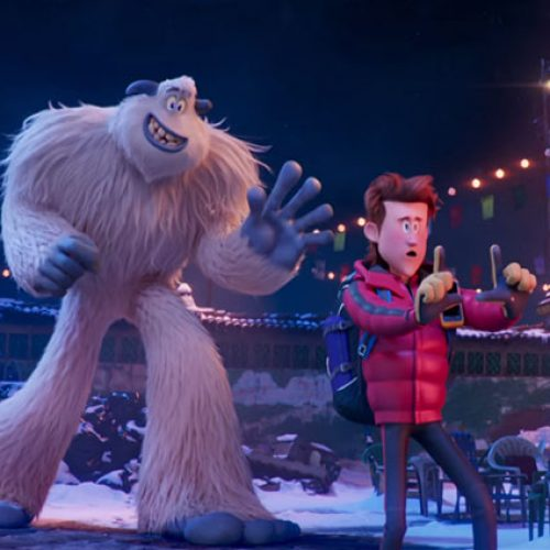 Channing Tatum is a yeti searching for humans in the first Smallfoot trailer