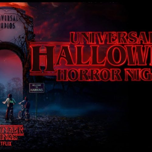 Stranger Things headed to Universal's Halloween Horror Nights 2018