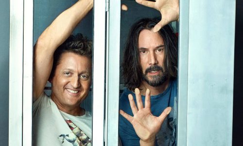 It's official! Keanu Reeves and Alex Winter to return in Bill & Ted Face the Music